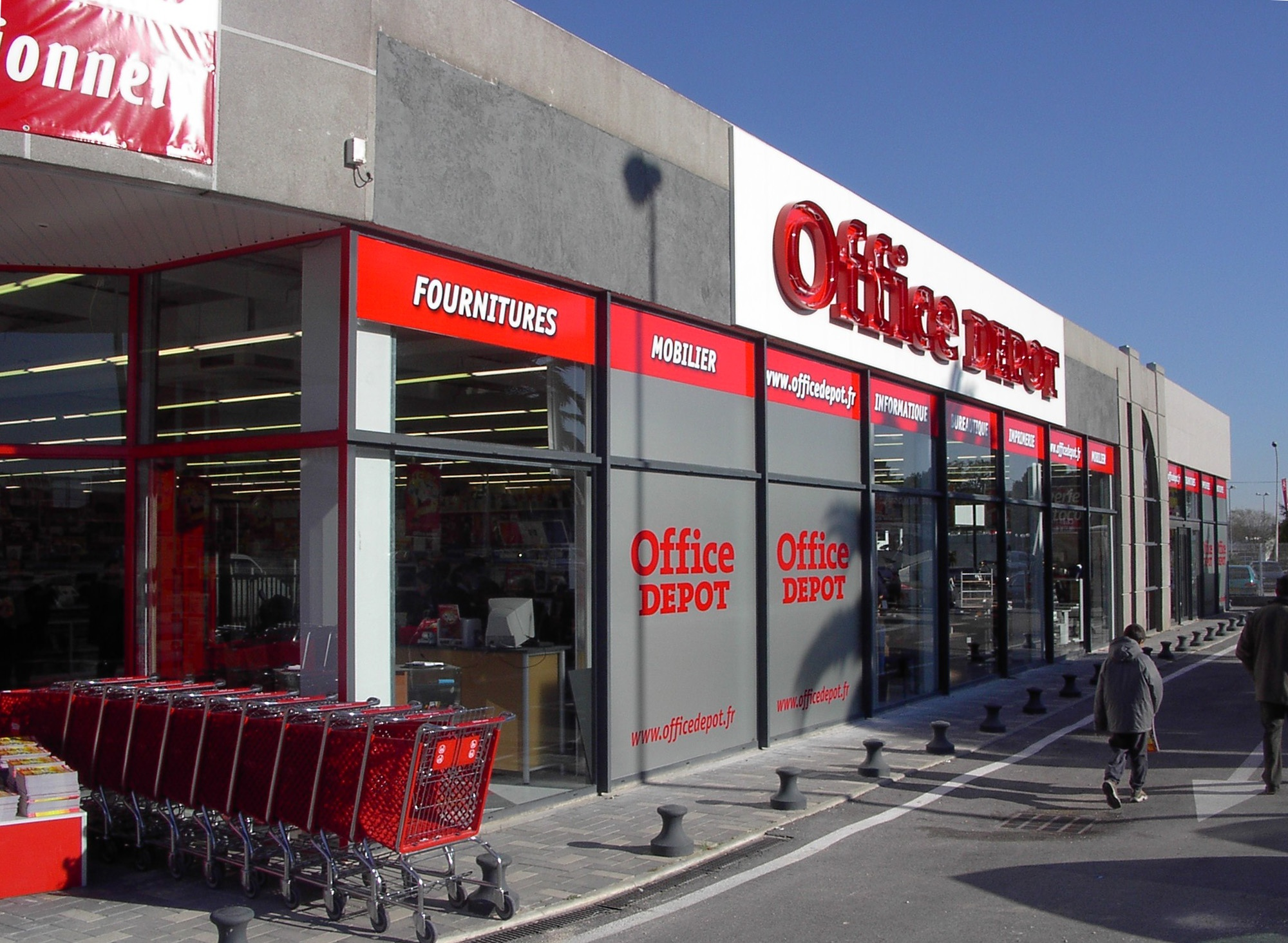 Magasin office depot toulon fournitures mobiliers de bureau