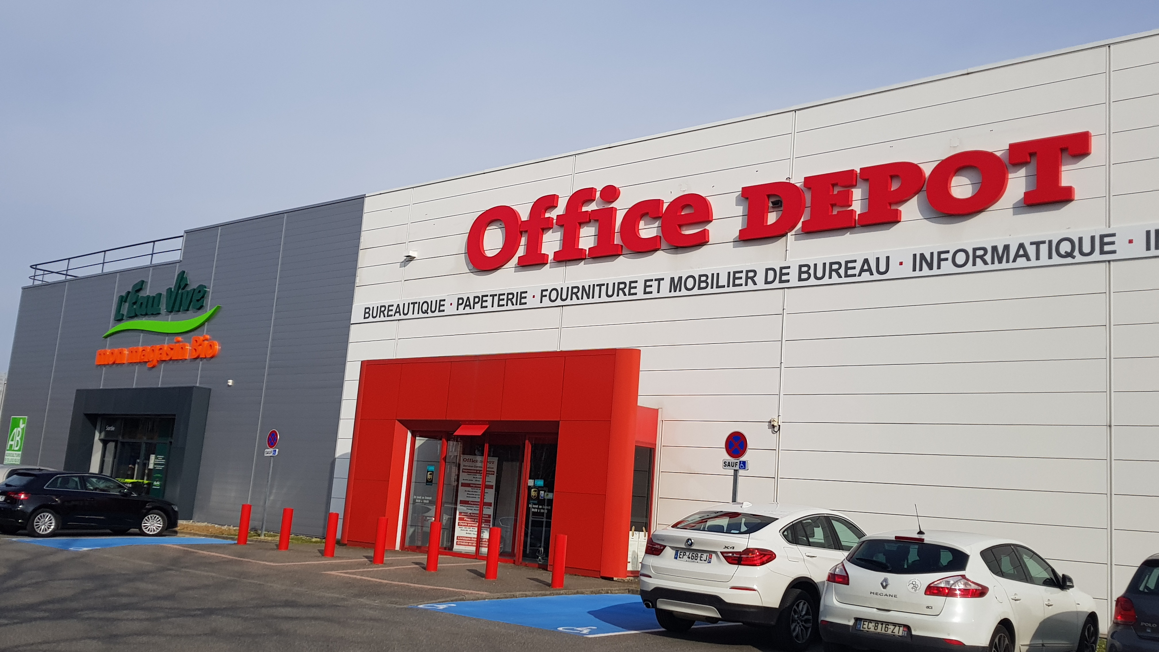 Magasin office depot toulouse labège : fournitures mobiliers de