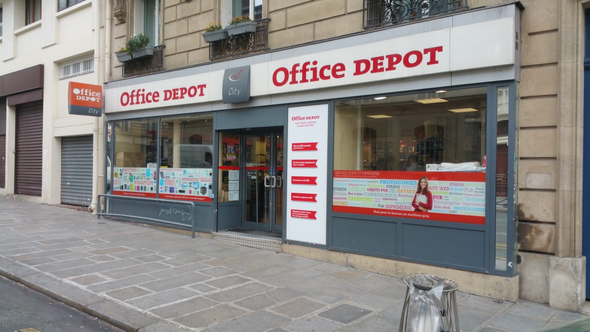 Office Depot Paris Fournitures Mobiliers De Bureau Papeterie