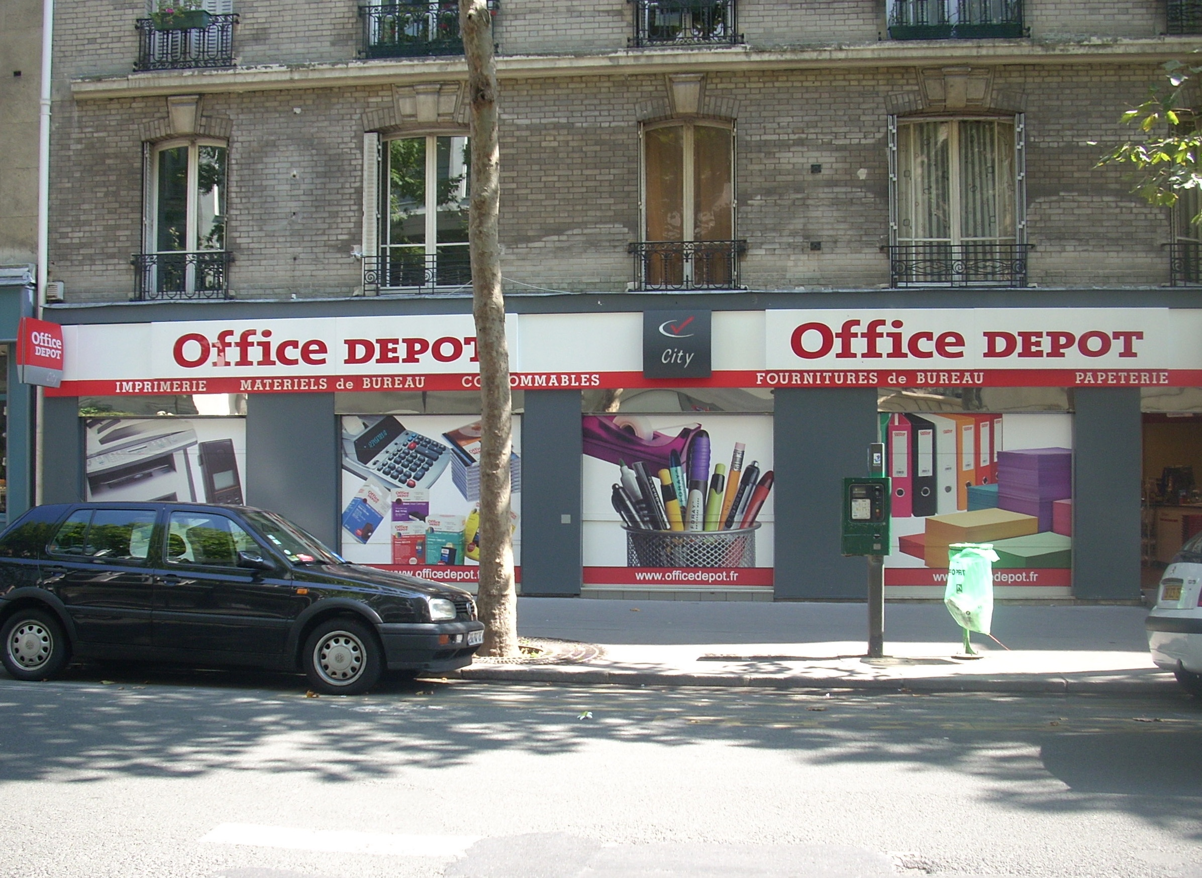 Magasin office depot paris ème versailles fournitures