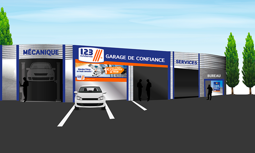 Garage ESCANDE