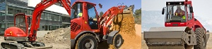 LOXAM Rental Roissy - 1139 - Terrassement / Remblayage / Compactage