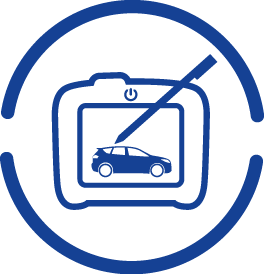 Diagnostic sécurité icon