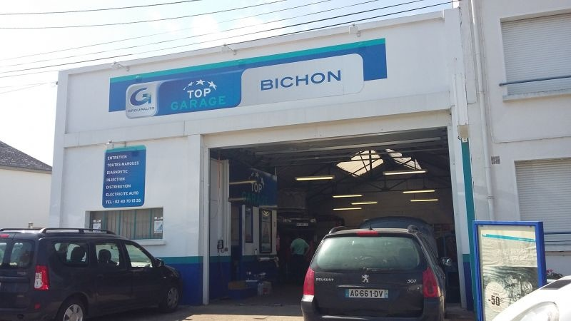 Garage Bichon St Nazaire Reparateur Automobile Independant A St