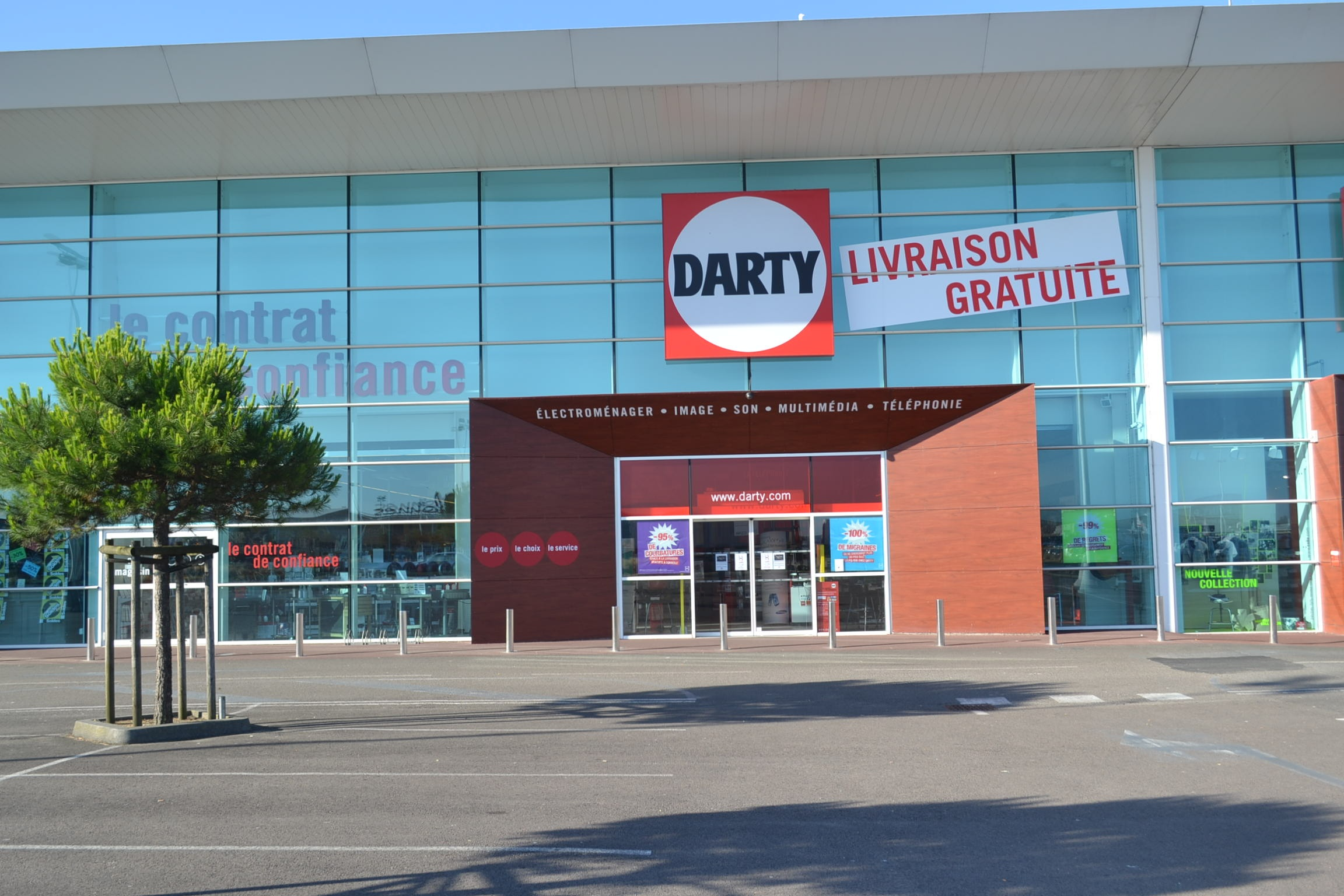 Magasin Darty Les Sables D Olonne Electroménager High
