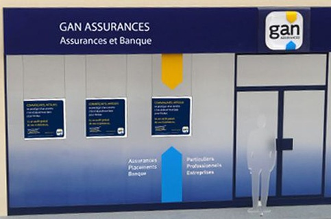 GAN ASSURANCES BEAUNE CENTRE