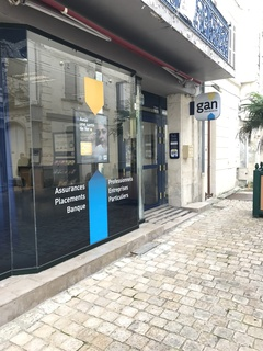 GAN ASSURANCES SAINT JEAN D'ANGELY SQUARE 1