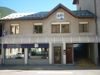 GAN ASSURANCES MOUTIERS TARENTAISE 1