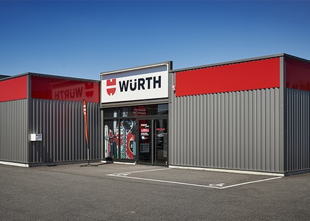 Würth Proxishop Dardilly