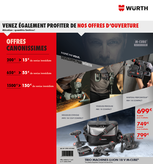 Würth Proxishop Vesoul