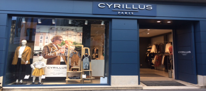 Cyrillus  Paris République